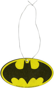 Batman Logo Air Freshener