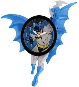 Batman Moving Wall Clock