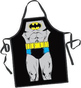 Batman costume apron