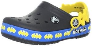 Batman Shoes Kids Crocs