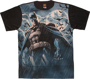 Batman Stormy Knight T-Shirt