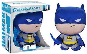 Batman Plush Fabrikations Plush