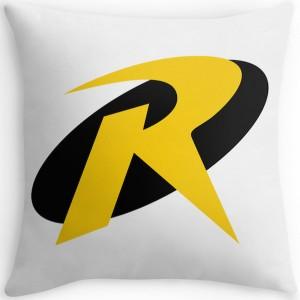 Batman - Robin Logo Pillow