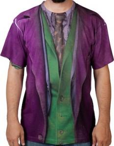 Batman - The Joker Costume T-Shirt