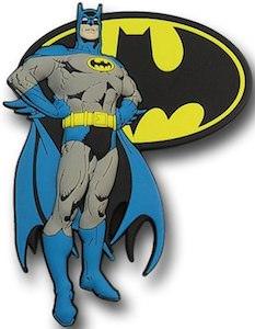 Batman 3D Die Cut Magnet