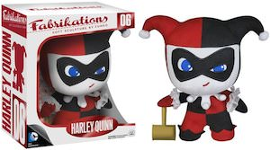 Batman - Harley Quinn Fabrikations Plush