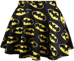 Batman Logo Skirt