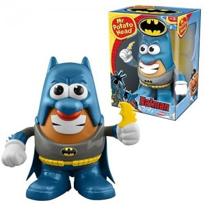 DC Comics Classic Batman Mr. Potato Head