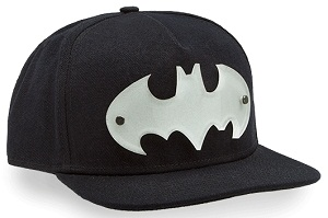 Batman a Glow In The Dark Hat