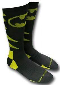 Batman Logo Athletic Socks