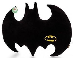 Batman Logo Throw Pillow