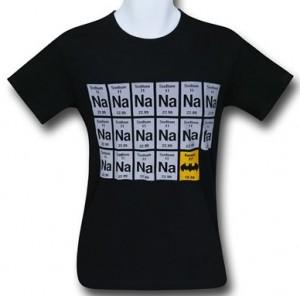 Batman Sodium Theme T-Shirt