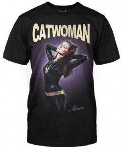 Catwoman 1966 TV Series T-Shirt