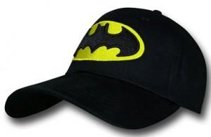 Batman Logo Fitted Cap