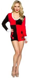 Harley Quinn Women's Romper