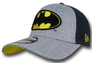 39 Thirty Batman Mesh Back Cap