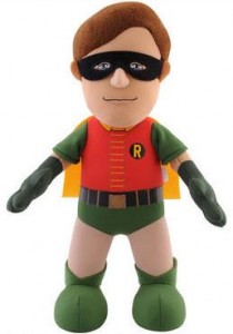 Robin Plush Doll 1966 Version