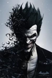 The Joker Arkham Origins Poster