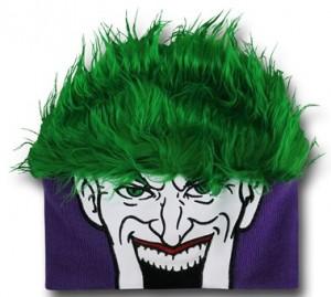The Joker Green Hair Beanie Hat