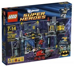 LEGO Batman Batcave