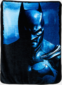 Batman Arkham Fleece Blanket