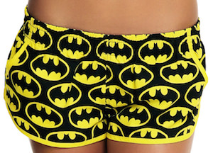 Batman Logo Cover Shorts