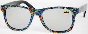 Batman Comic Strip Sunglasses