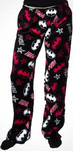 Batman Pow Women's Pajama Pants