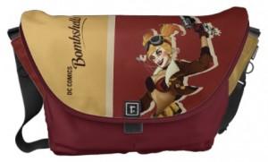 Harley Quinn Purse Messanger Bag