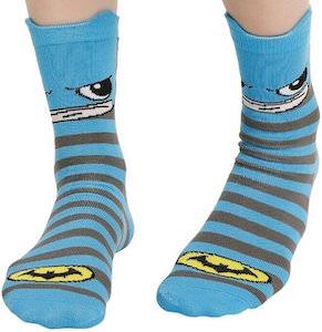 Cute Batman socks