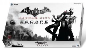 Arkham City Escape Batman Board Game