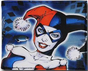 Harley Quinn BiFold Wallet