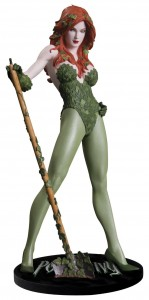 Poison Ivy With Shovel Statue
