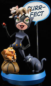 DC Catwoman Q-Pop Figurine