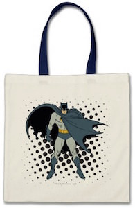 Batman Cape Crusader Tote Bag