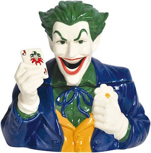Batman - The Joker Cookie Jar