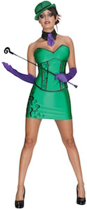 Women's The Riddler Costume