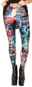 Batman Classic Comic Leggings