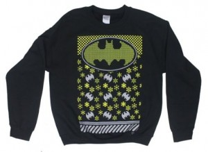 Batman Symbols Ugly Christmas Sweater