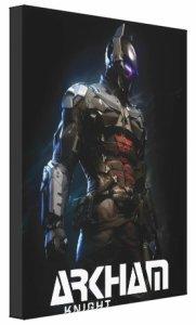 Batman Arkham Knight Canvas Print
