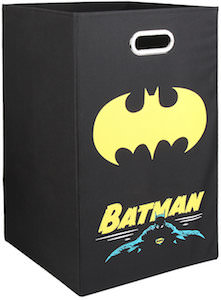 Batman Logo Laundry Basket