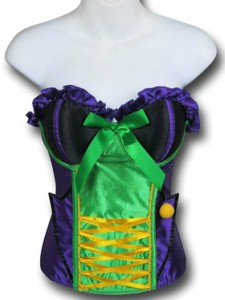 Joker Colors Corset Top
