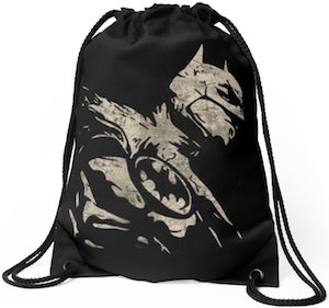 The Dark Knight Drawstring Backpack
