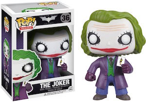 The Joker Funko Pop! Figurine