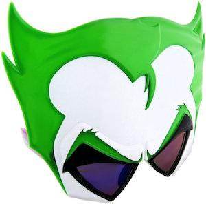 The Joker Glasses Face Mask