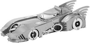 1989 Batmobile Metal Model Kit