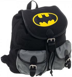 Knapsack Style Batman Backpack
