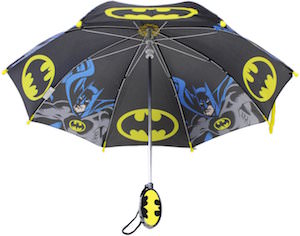 Batman And Logo Kids Umbrella