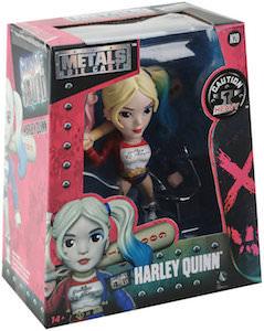 Harley Quinn Metal Figurine