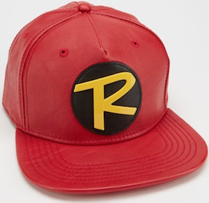 Red Robin Snapback Hat
